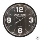 slinger metaal hotel zwart d90, zwart