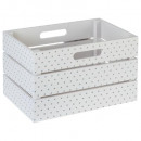 cajón mdf blanco grisáceo, blanco