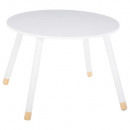 wholesale Children's Furniture: white sweetness table d.60 cm, white
