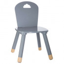 gray, gray soft chair