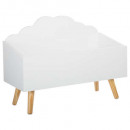 white cloud chest, white