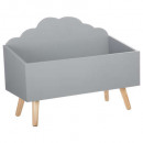 gray, gray cloud chest
