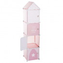 wholesale Houshold & Kitchen: pink column storage, pink