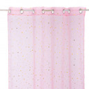 veiling 140x250 stars gold, 2- times assorted , co
