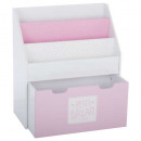 wholesale furniture: library roulette girl, pink