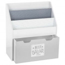 wholesale Home & Living: library bac roulette boy, gray