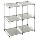 wholesale Business Equipment: locker x 4 kids, light gray