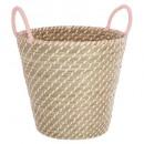 mayorista Bandejas: cesta seagr pink plato , 2- veces surtido , fregad