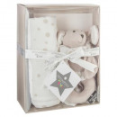 wholesale Gifts & Stationery: plush gift box, 2- times assorted , colors a