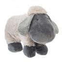 Großhandel Spielwaren: Plüsch Schaf Kissen , 2 - fach sortiert , multicol