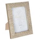 gold frame 10 x 15 cm, gold