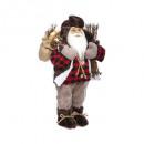 wholesale Shirts & Blouses: traditional santa claus standing decoration 60cm