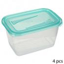 caja fresca y congelada 4x0.75l, azul