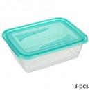 boite pla 3x1.25l fresh&freeze, bleu