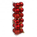 wholesale Home & Living: christmas ball 30mm x18 rge