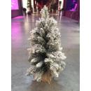 Sztuczne drzewo flokowane stół 60cm