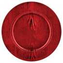 Teller runde Holz Präsentation RGE