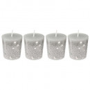 votive candle mm x 4 arg