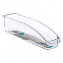opberglade koelkast plastic pm, transparant