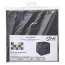 caja de almacenamiento 31x31 negro, por ejemplo, n