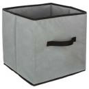 Aufbewahrungsbox 31x31 grau zB grau