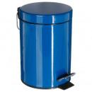 Großhandel Haushaltswaren: Abfallmetall 3l marine, dunkelblau