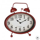 clock to ask bistrot 29x28, red