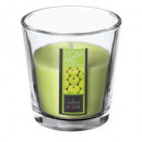 wholesale Drugstore & Beauty: scented candle vr apple nina 90g, green