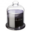 scented candle cl zes fr loyd 650g, dark gray