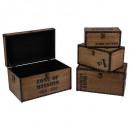 rectumzuivere kofferbak x4, bruin