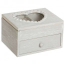 jewelry box 1 heart shot pm, light gray