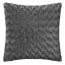 Cojín horno de bucle ard 45x45, gris oscuro