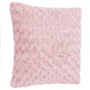 Kussen roze 45x45, lichtroze
