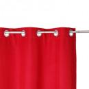 rood isolatiegordijn 140x260, rood