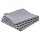 towel table ctn gray c x4, light gray