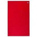 torchon cotton rouge 45x70 x2, rouge