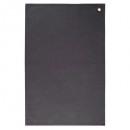 grijs ctn theedoek f 45x70 x2, donkergrijs