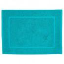 tapis bain 600gsm bleu 50x70, bleu