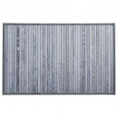 bamboo mat latte lgc 50x80, light gray