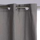 Großhandel Regenschirme: grauer Panamaschirm 140x260, grau