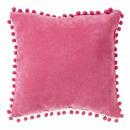Cuscini raspa 40x40, rosa
