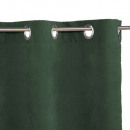 Memo cortina cedro 140x260, verde oscuro