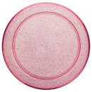 Glitter flying disc o22.5cm, 2- times assorted , m