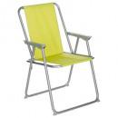 silla plegable verde griego, verde
