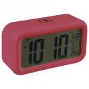 alarm clock digital touch, 4- times assorted , col