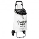 wholesale Bags & Travel accessories: walking trolley pvc welcom b, 2- times assorted ,