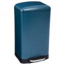 basura azul 30l ariane, azul oscuro