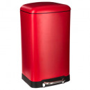trash red 30l ariane, red