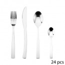 stainless steel 24p homeware