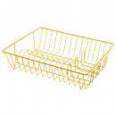 rc yellow metal drip tray, yellow
